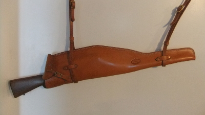 Rifle scabbard...available in different styles